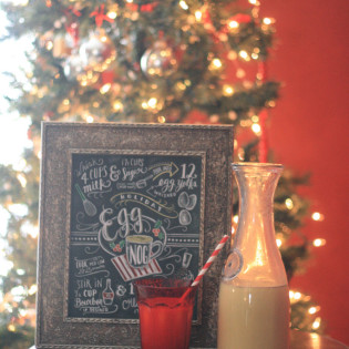 In The Kitchen: Egg Nog Recipe