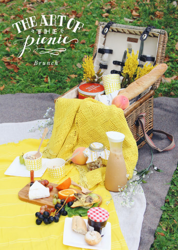 The Art of The Picnic – Brunch