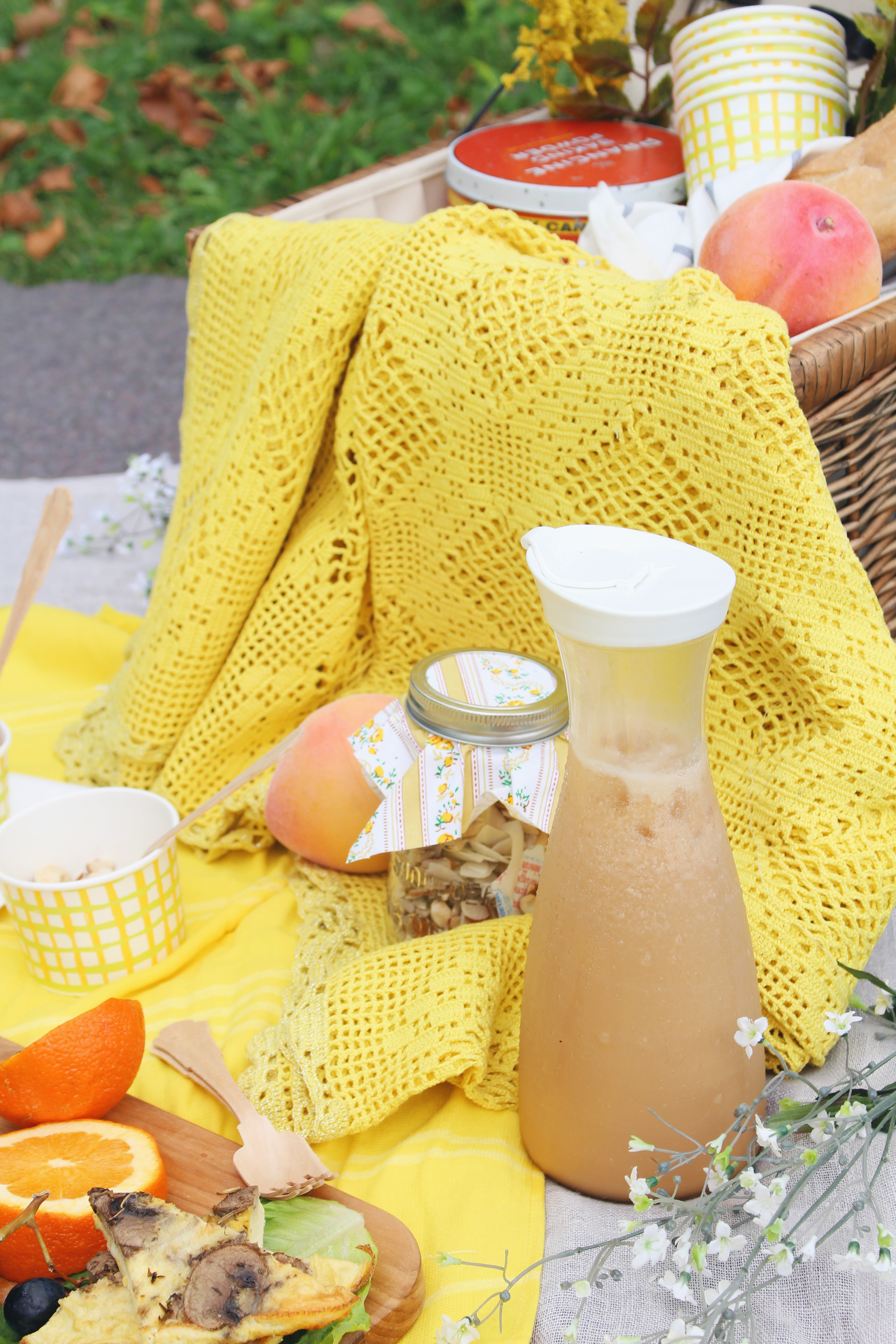 Hygge in the Spring: 6 Ways To Stay Cozy in Warmer Months; Go on a Picnic!