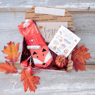 L&V Happy Mail Idea – Fall Favorites