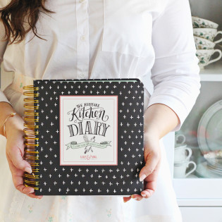 Introducing the Keepsake Kitchen Diary™ by Lily & Val