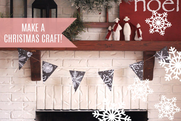 Lily & Val created a fun and festive list of to-do's for you so you can enjoy this season to the fullest! Make a Christmas Craft!