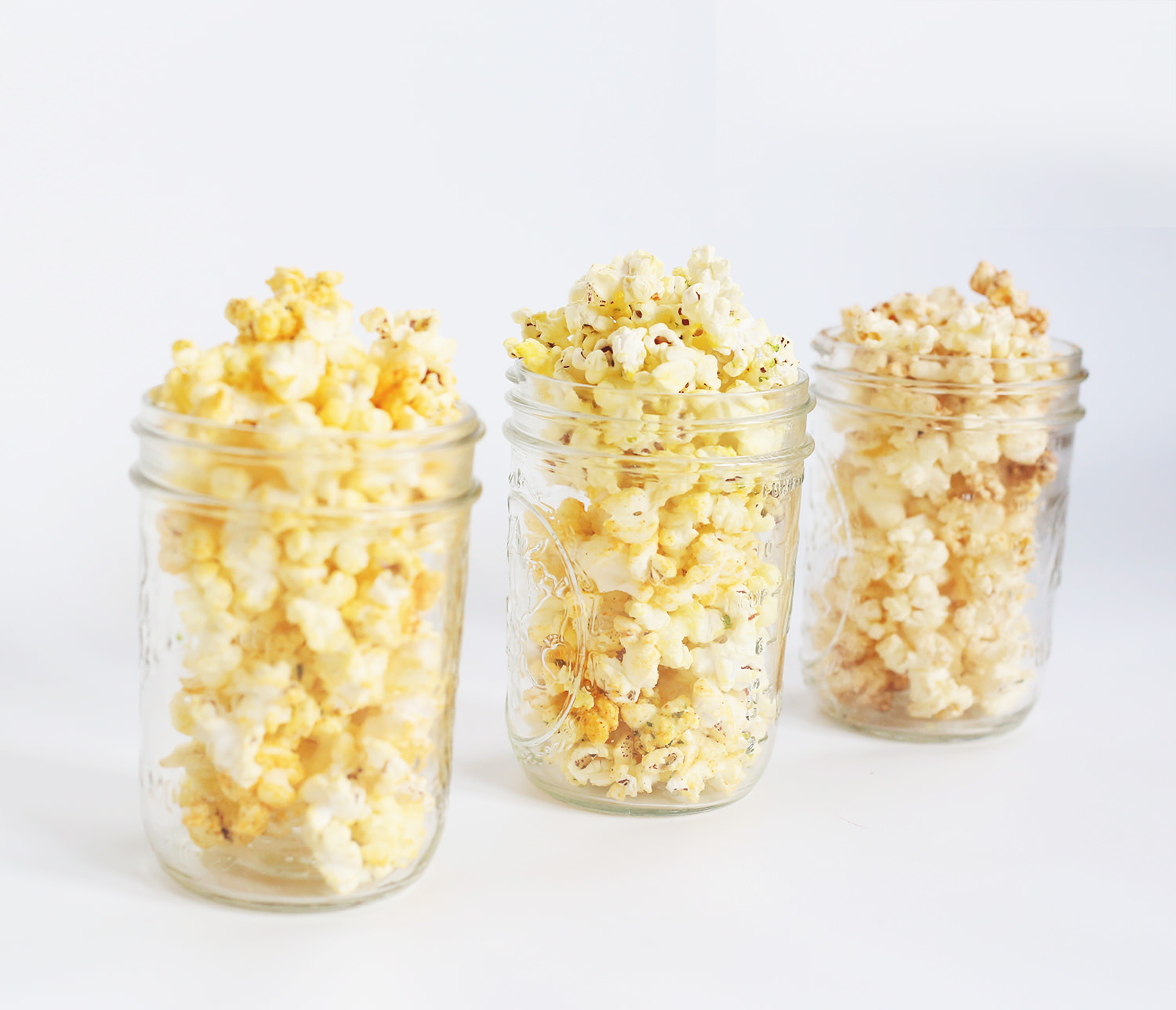 Celebrate National Popcorn Day with three different seasonings for your favorite snack! Find all three on Lily & Val Living!