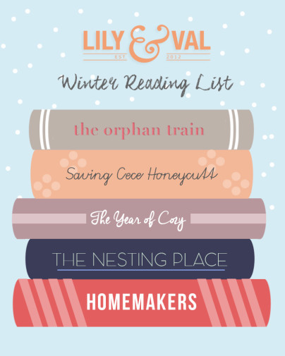 L&V Winter Reading List