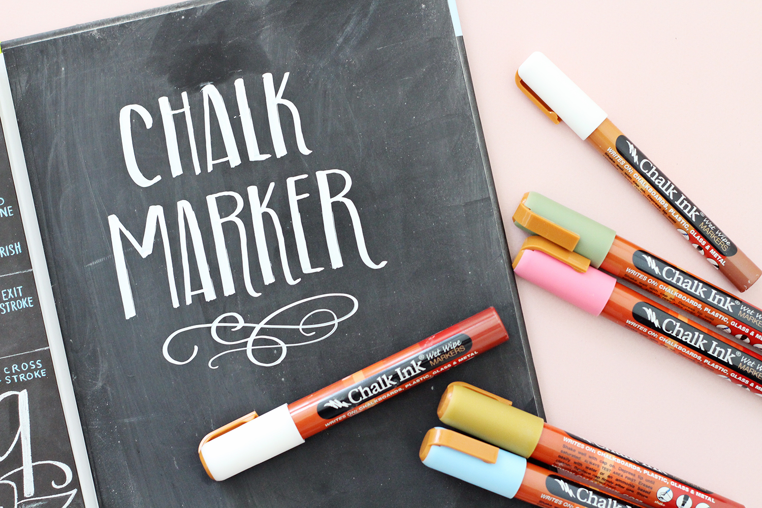 A guide to chalk by Valerie McKeehan on Lily & Val Living