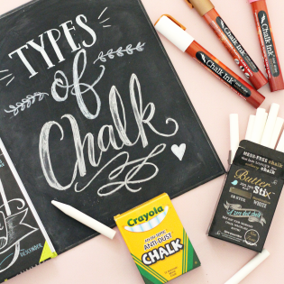 A Guide to Chalk – What Brands to Use & When