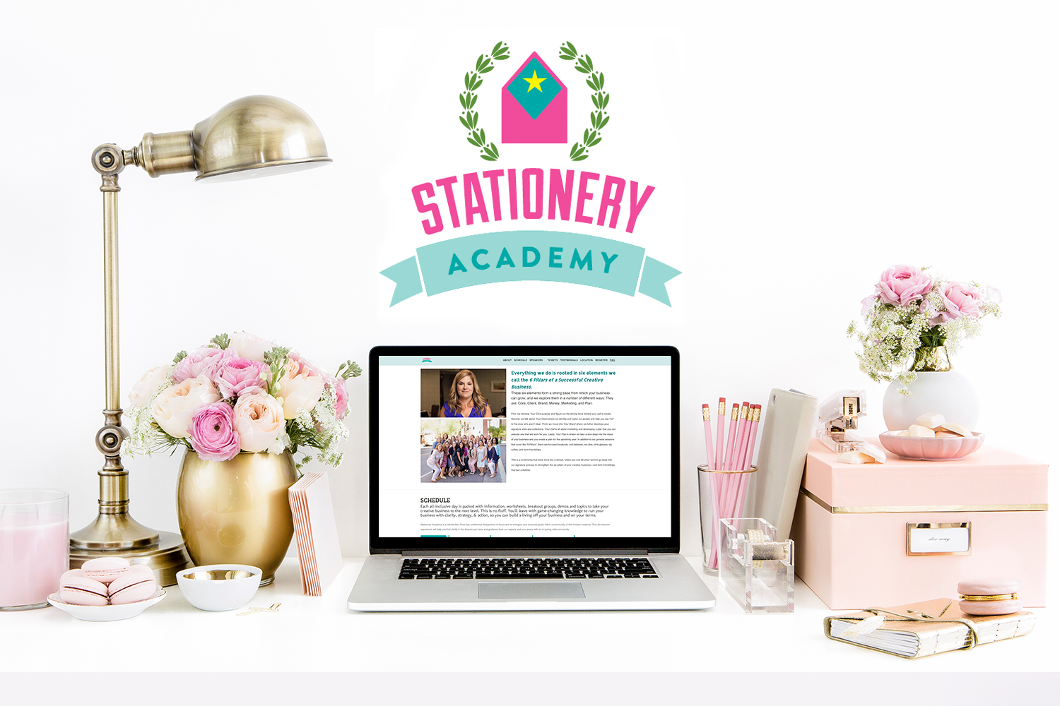 Stationery Academy Session 2016