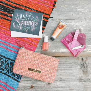March Happy Mail Idea – Pampering for Spring