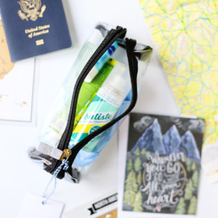 June Happy Mail Idea – Travel Necessities