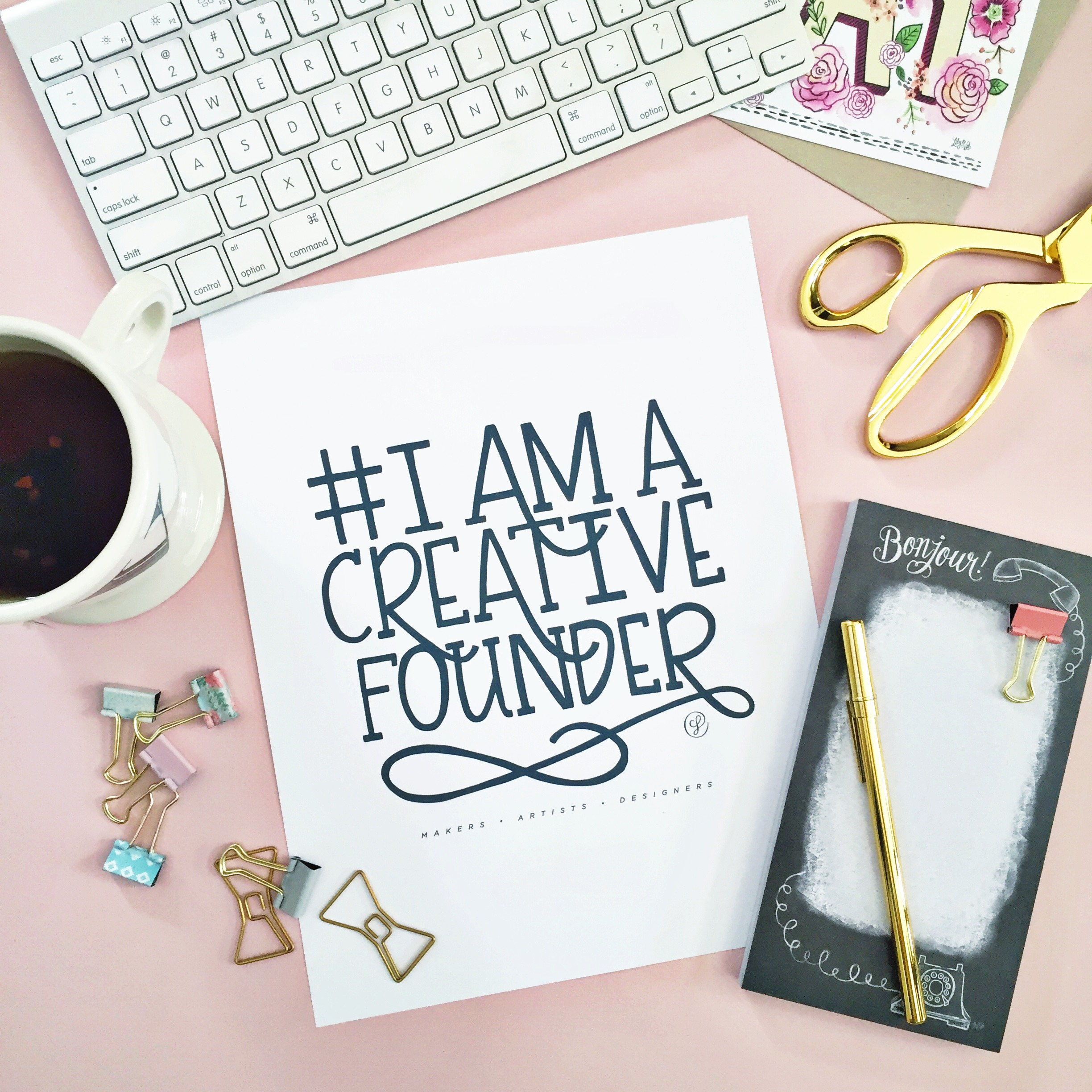 Grow your business like a creative found on the Society For Creative Founders membership website!