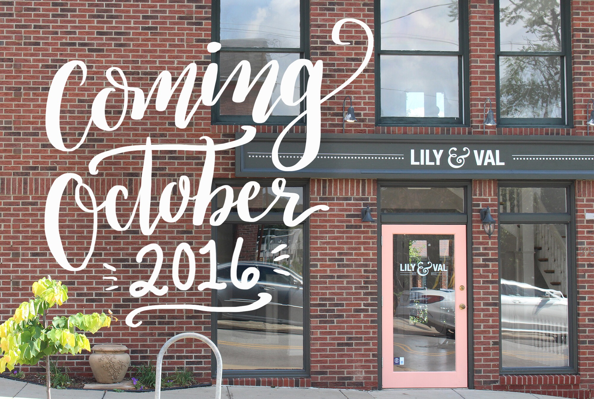Introducing the new Lily & Val Corporate Headquarters and Flagship Store at 5900 Ellsworth Ave. Pittsburgh, PA