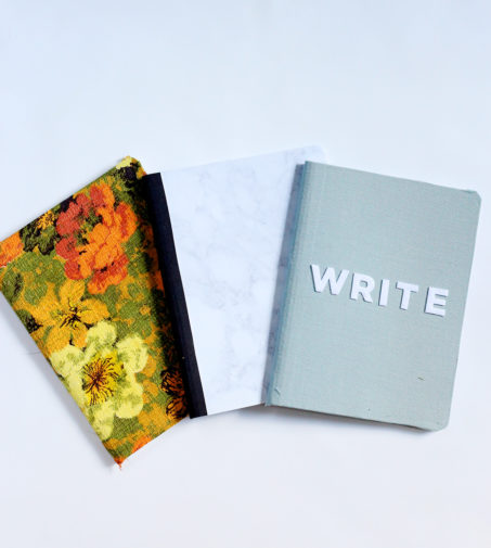 3 Ways to Beautify Your Composition Notebook for Back To School
