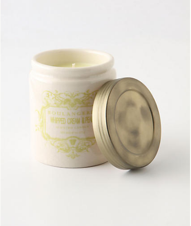 Whipped Cream and Pear is one of our favorite fall candles because it is so light and refreshing!