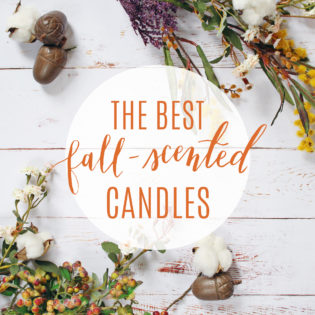 Lily & Val's Picks: Best Fall-Scented Candles