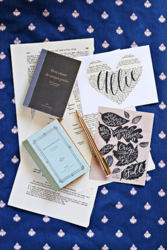 October Happy Mail Idea – Cozy Books