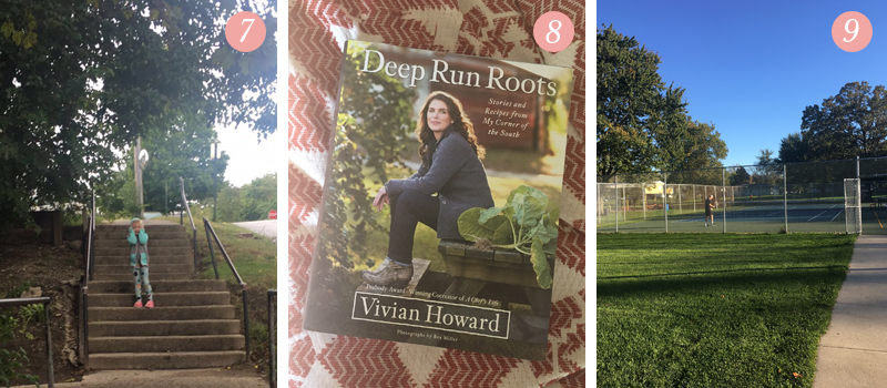 A new book recommendation and fresh Fall air, featured on Pretty Ordinary Friday, via Lily & Val Living