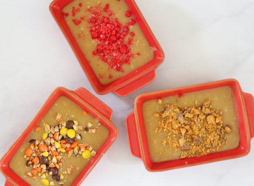 In the Kitchen: Caramel Apple Dips
