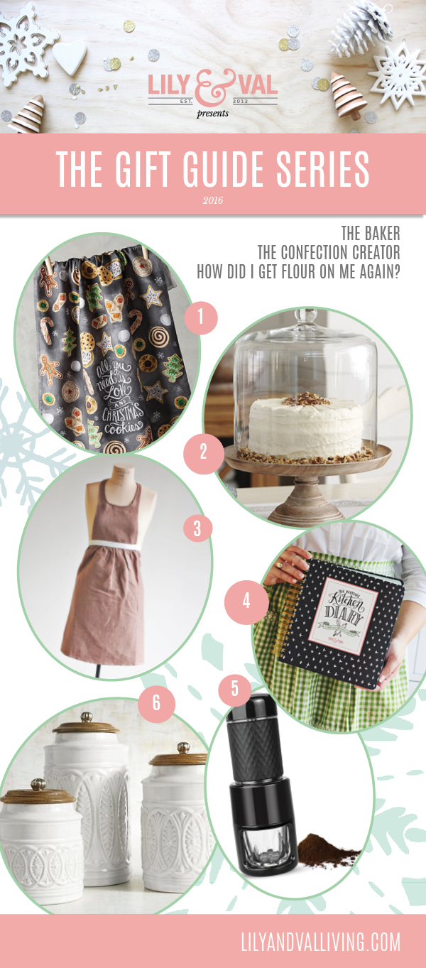 Baker's Delight, Gift Guide 2016!