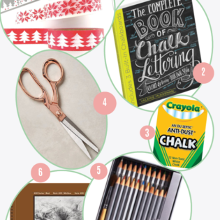 Crafter Gift Guide 2016