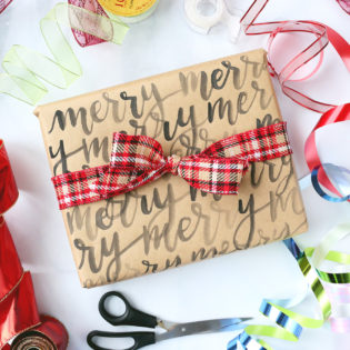 Brown Paper Packages – Christmas Wrap Ideas