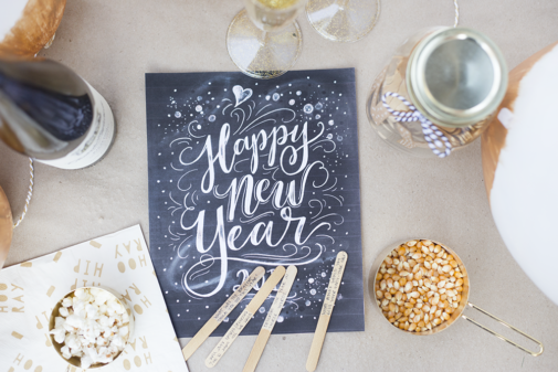 New Year's Eve In: 3 Ideas for Celebrating Simply