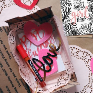 February Happy Mail Idea – BFF Box