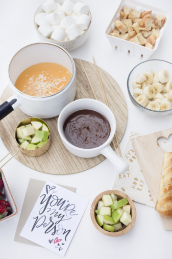 Fondue for Two – Make It a Date!