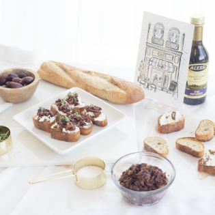 Make This Fig and Olive Tapenade