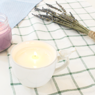 Make Your Own Candle, the Easy Way!
