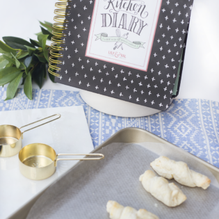 Keepsake Kitchen Diary: Lady Locks with Memaw