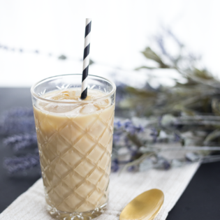 In the Kitchen: Lavender Chai Latte