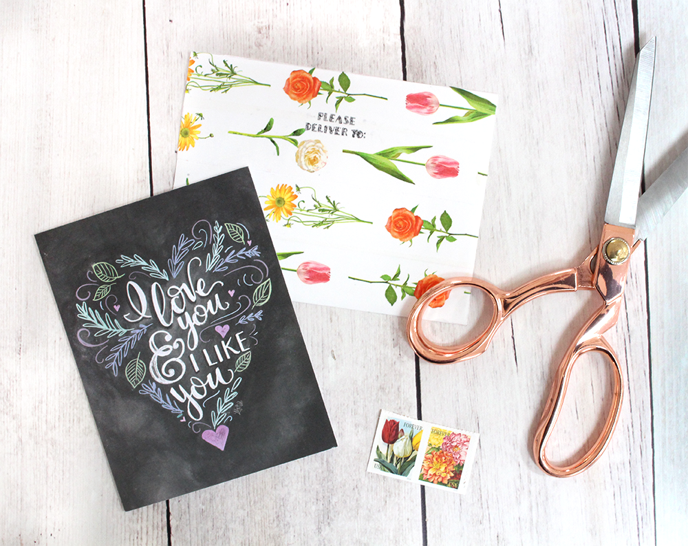 Hand-drawn cards by Valerie McKeehan | get snail mail inspiration