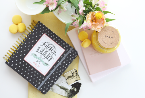 Top 5 Tips for Getting Started In Your Keepsake Kitchen Diary