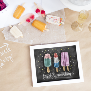 Homemade Popsicles to Sweeten Your Summer