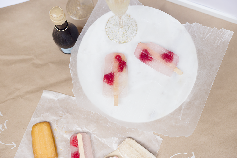 homemade popsicles | popsicle recipes | summer treats