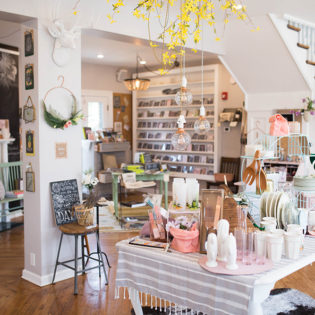 A Virtual Tour Around The Lily & Val Flagship Store