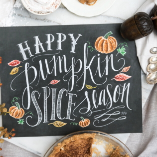 Pumpkin Everything- A Round Up Of Favorite L&V Pumpkin Designs