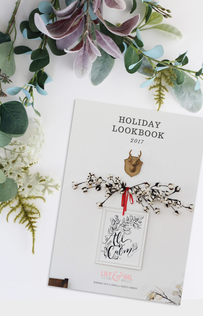 Introducing the 2017 L&V Holiday Collection: All Is Calm