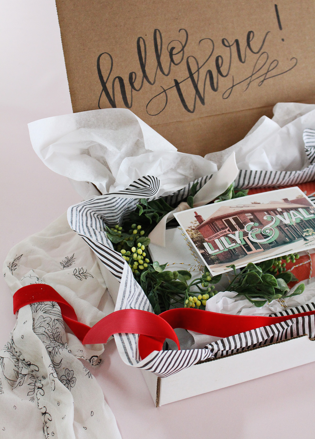 Introducing the Lily & Val Curated Surprise Box