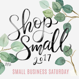 What Small Business Saturday Means To Me Plus Free Graphics