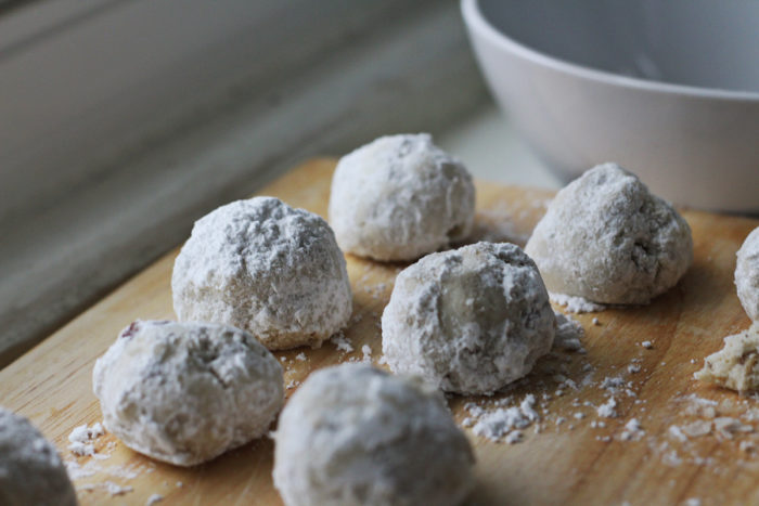 In The Kitchen: How To Make Russian Tea Cookies