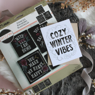 January Happy Mail Idea- Cozy Winter Vibes