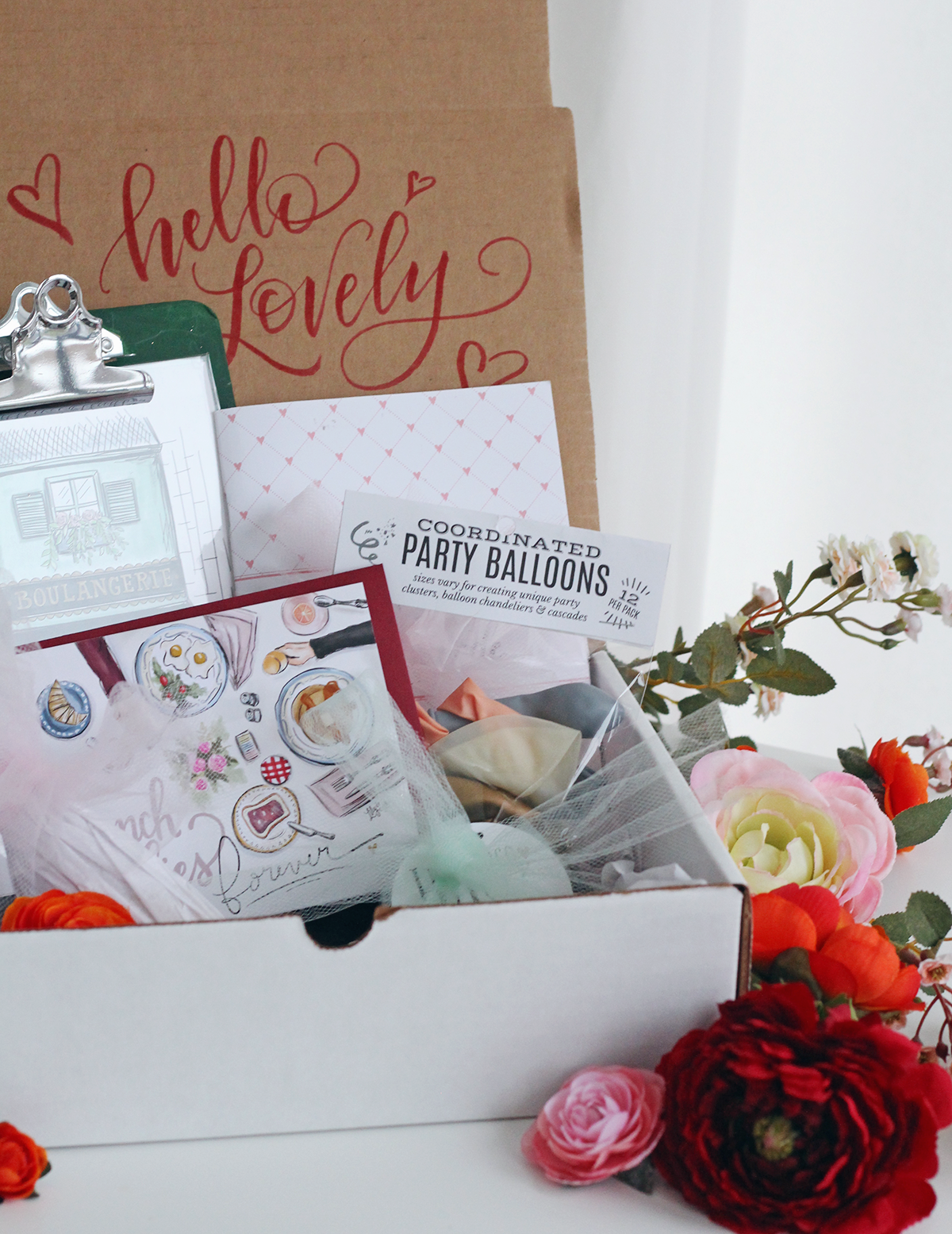 Galentine Surprise Box by Lily & Val