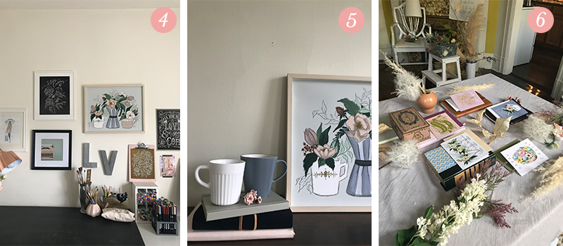 Lily & Val Presents: Pretty Ordinary Friday #91 with all things from the Spring 2018 Flora Collection photo shoot