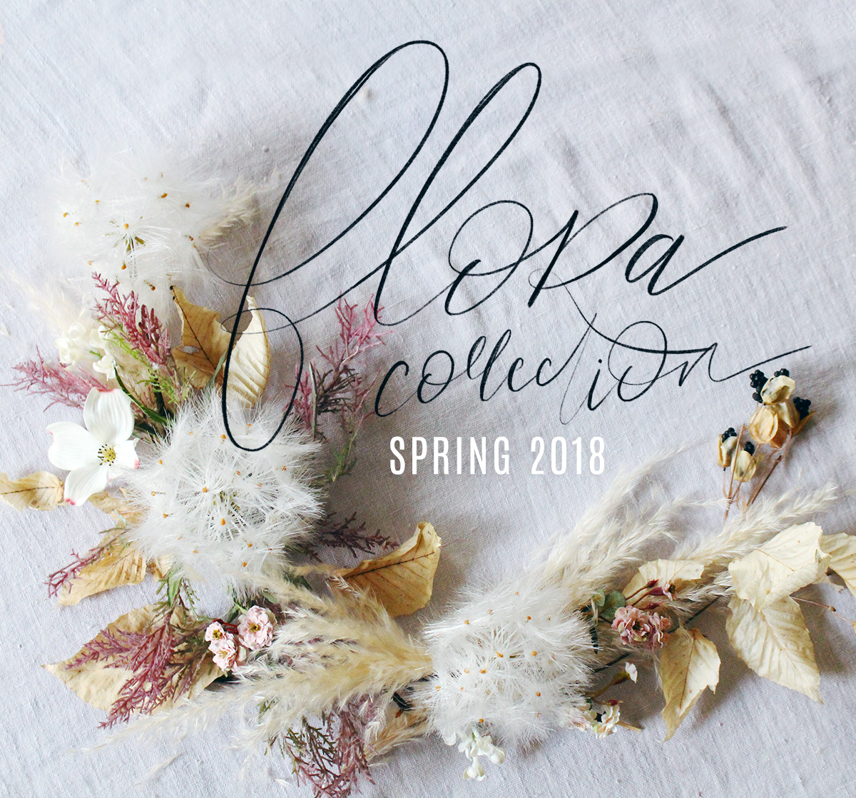 Lily & Val Flora Collection Spring 2018