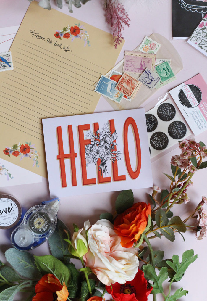 Snail Mail Surprise Box Launching on Wednesday, April 11th