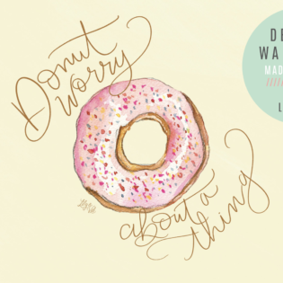 June's National Donut Day FREE Desktop Download