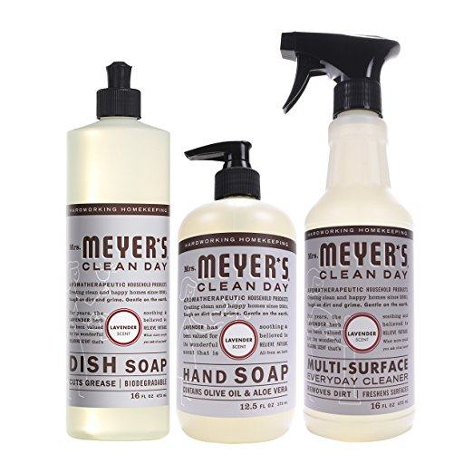 If you love having cleaning supplies that are pretty and smell of the seasons, these are a great pick!