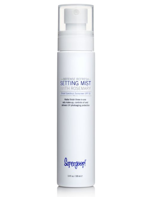Best setting spray sunscreen I have ever tried!