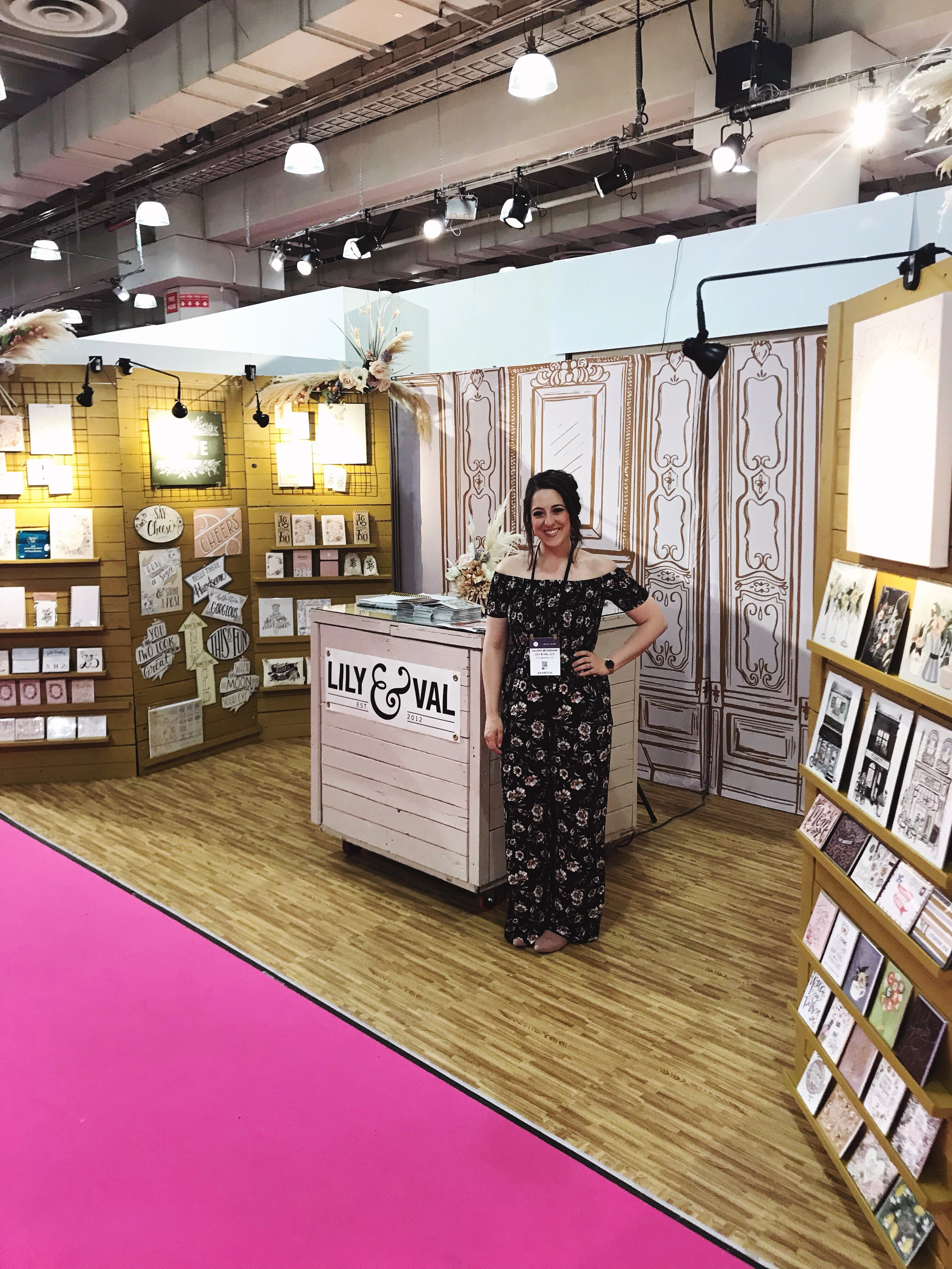 Lily & Val National Stationery Show 2018 Re-Cap + The Best New Product Award